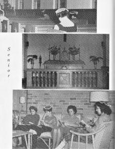 SMHS Walth 1960 Yrbk Pg 98