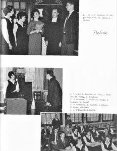 SMHS Walth 1964 Yrbk Pg 61